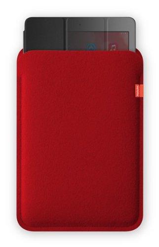 Freiwild Sleeve 9+ Schutzhülle Rot–Schutzhüllen für Tablet (Tasche, Apple, iPad Air, Rot)