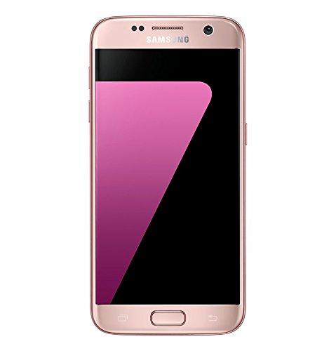 Samsung Galaxy S7 Smartphone, Rosa, 32 GB Espandibili [Versione Italiana]