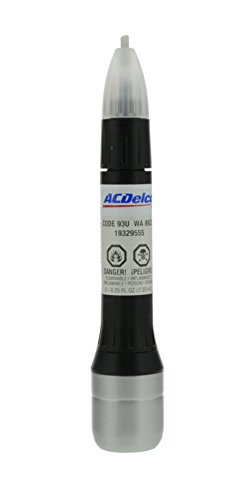 ACDelco 19367840 White Diamond (WA8933) Four-In-One Touch-Up Paint - .5 oz Tube