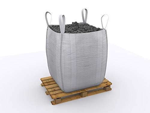 5 Stück Hochwertiger BigBag 60x60x50cm Schüttgutbehälter Transportsack Big Bag * DIN EN ISO 21898 * Direkt beim Hersteller kaufen