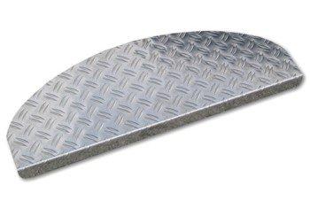 Ypsilon GmbH Stufenmatten Alu Riffelblech 50x20cm
