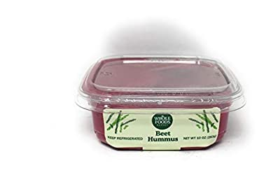 Whole Foods Market, Hummus Beet, 10 Ounce