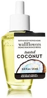 Bath & Body Works TOASTED COCONUT Wallflowers Fragrance Refill