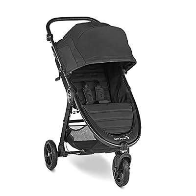 Baby Jogger City Mini GT2 All-Terrain Stroller, Jet from Baby Jogger