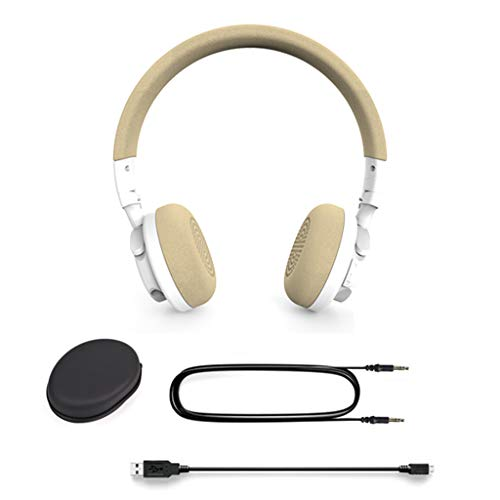 Head-mounted bluetooth headset, heavy bass, exquisite and compact, suitable for various devices