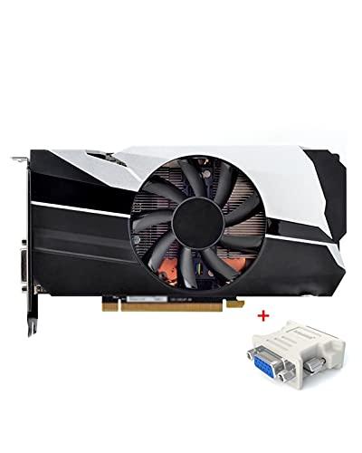 GUOQING Sistema de refrigeración sin Ventilador Fit For Sapphire R9 370X 370 2GB GPU Tarjetas gráficas Fit For AMD Radeon R9370 370 X 2G Tarjeta de Video Pantalla Juego de computadora Escritorio
