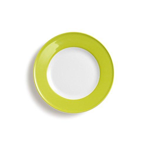 Dibbern Sc Teller Flach 21 cm Fahne Limone