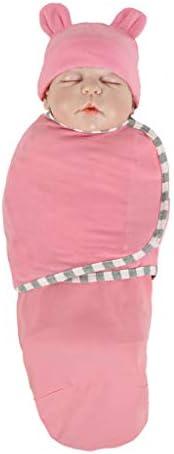 2# Dabixx / Swaddle-Decke Baby Girl Boy Kleidung Bettw/äsche Zubeh/ör Schlafsack Musselin Swaddle Blanket Floral Print Neugeborenen Requisiten