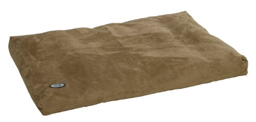 Buster Memory Foam Dog Bed Cover Olive 120 x 100cm