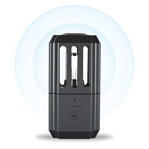 Tragbarer 5W UV Licht Desinfektionsmittel UV-keimtötendes Lichtsterilisator für das Auto Wohnzimmer Schlafzimmer Haushalt Küche Hotel Haustierbereich, Lieferung ab deutschem Lager