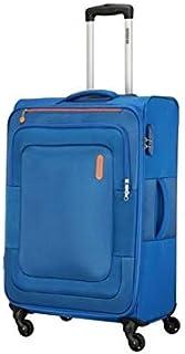 حقيبة سفر دونكان الناعمة لحمل الأمتعة من أميريكان توريستر، أزرق، قطر 55 سم