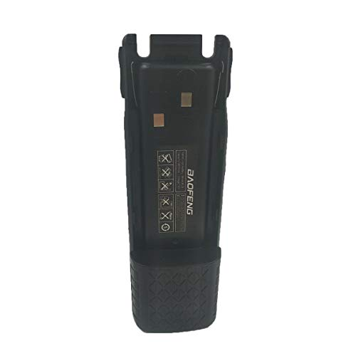 Zhankun Batteria ad alta capacità da 3800 mAh per accessori Walkie Talkie BaoFeng UV-82