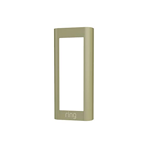 Ring Video Doorbell Pro 2 (2021 release) Faceplate - Ivy Leaf