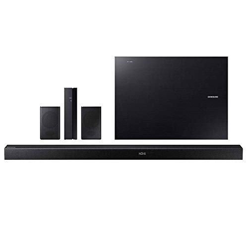 Samsung KM57C 5.1-Channel 460W Bluetooth Soundbar w/Wireless Subwoofer