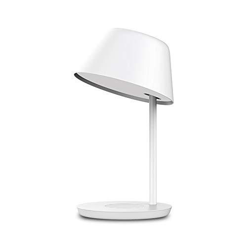 ZLMAY LED Tischleuchte Touch-Dimmbare Smart-Desk Lamp Unterstützung APP Steuerung Drahtlose Lade