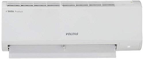 Voltas 1 Ton 5 Star Inverter Split AC (Copper SAC_125V_DZX White)