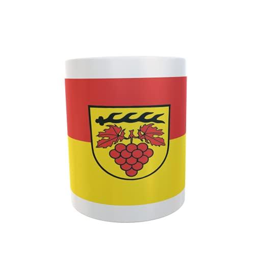 U24 Tasse Kaffeebecher Mug Cup Flagge Bretzfeld
