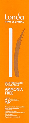 Londa Demi intensieve kleuring 7/7 mintensieve toningblond bruin, 2-pack (2 x 60 ml)