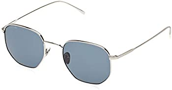 Lacoste Blue Unisex Sunglasses