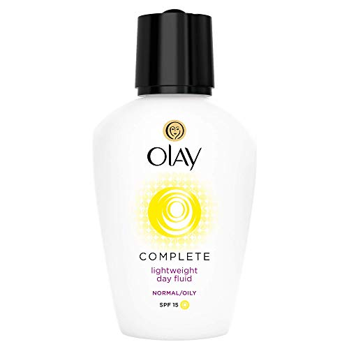 Olay Complete Care Daily UV Fluid Normal/Oily SPF 15 200 ml (Packaging Varies)