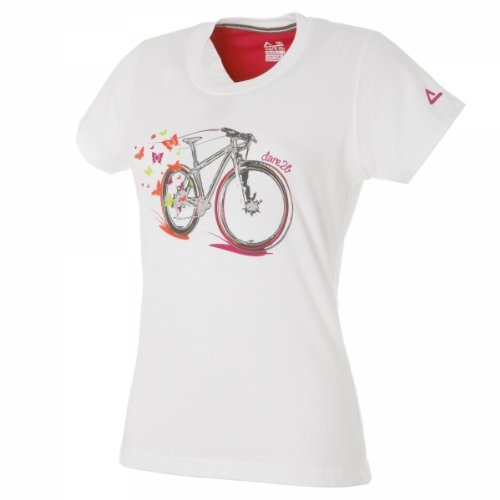 Dare 2B Neon Bike Neon T-shirt voor dames