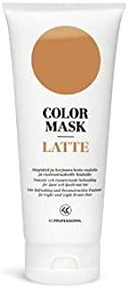 Kc Professional Color Mask - Latte (40ml)