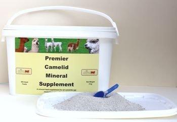 Alpaca Mineral Supplement 5kg - Premier Camelid