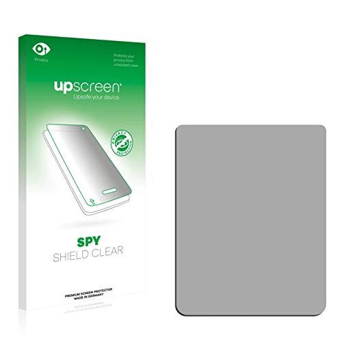 upscreen Anti-Spy Blickschutzfolie kompatibel mit Sony Ericsson W890i Privacy Screen Sichtschutz Bildschirmschutz-Folie