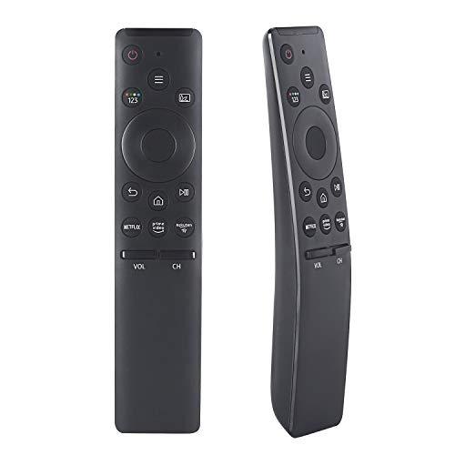 Controle remoto para Samsung BN59-01259E/B BN59-01312B/H/G BN59-01312F BN59-01312M BN59-01312A RMCSPR1BP1 Smart 4K TV de substituição com teclas Netflix Prime-Video Rokuten-TV