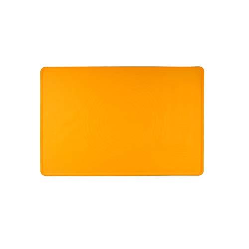 Haudang Alfombrilla de silicona para hornear antiadherente para el hogar, antiadherente, color...