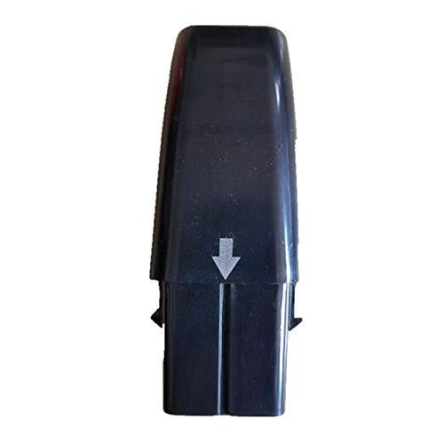 BIYI Für Swivelsweeper Handstossbatterie Ersatzbatterie 900/1500 / 2000mAh Akku Schwarz