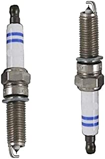 BUJÍA Spark Plug Cometa/Ajuste for Mercedes/Fit for el Benz W203 W204 W211 W212 W251 W164 W221 M272 M273 Motor (Color : White)