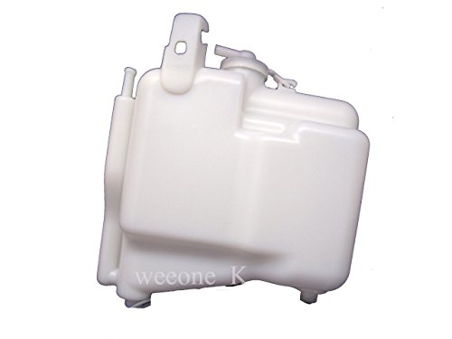 Aftermarket Parts Coolant Overflow Tank Recovery Bottle Expansion Reservoir with Cap Replacement for Isuzu Dmax D-max 2002-2011 Pickup