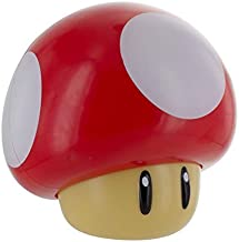 Paladone Nintendo Officially Licensed Merchandise -Toad Mushroom Table Lamp - Night Light