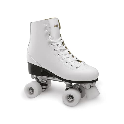 Roces Unisex-Erwachsene RC2 Classicroller Rollerskates/Rollschuhe Artistic, Weiß (White/001), 35 EU