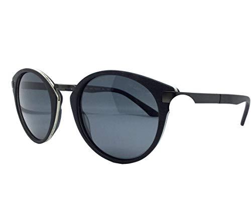 Guy Laroche 36195 595 52,gafa sol mujer,montura en negro,lentes en gris