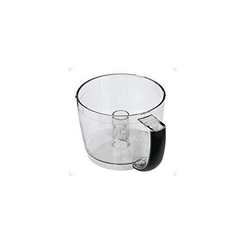 Cuisinart – Schüssel 0,95 l mit Griff schwarz für Küchenmaschine CH4DCE Cuisinart