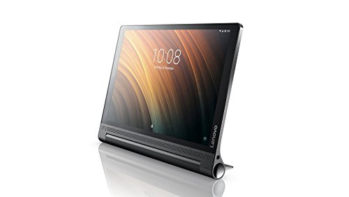 Lenovo Yoga Tab 3 Plus 25,5 cm (10,1 Zoll QHD IPS Touch) Convertible Tablet-PC (Qualcomm Snapdragon 652, 3 GB RAM, 32 GB eMMC, Wi-Fi, Android 6.0) schwarz (Generalüberholt)
