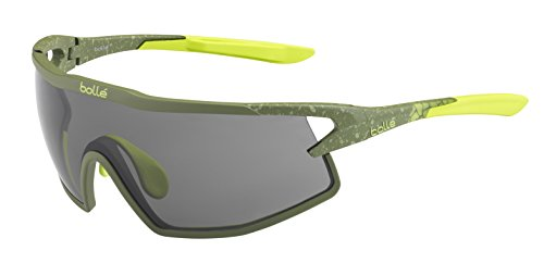 bollé B-Rock Gafas, Unisex Adulto, Verde (Matte Khaki), L