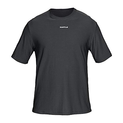 Camiseta Active Fresh Mc - Masculino Curtlo M Cinza