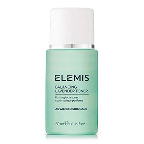 Elemis Ausgleichendes Lavendel-Gesichtswasser, reinigendes Kur-Gesichtswasser, 1er Pack (1 x 50 ml)