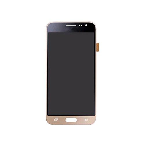 LCD Screen Replacement Pantalla LCD de repuesto + Panel táctil for Galaxy J3 (2016) / J320 y J3 / J310 / J3109, J320FN, J320F, J320G, J320M, J320A, J320V, J320P (Negro) Digitizer Full Assembly forSams