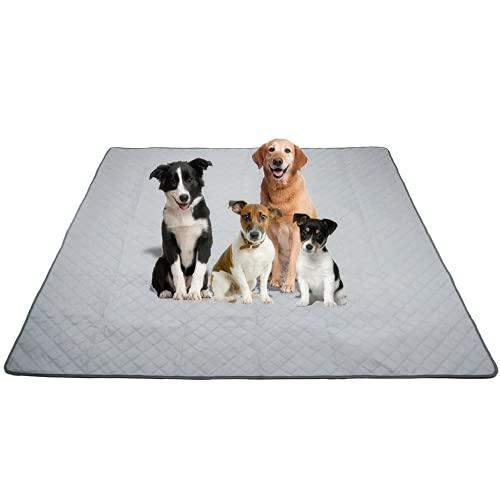 YEP HHO Puppy Pee Pad, Washable Dog Training Pad Extra Large 175cm x 175cm Reusable