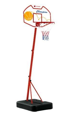 Phoenix impianto basket garlando con pallone e pompa inclusa cod. ba-20 - altezza 165 cm