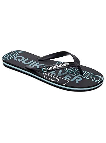 Quiksilver Molokai Abyss, Zapatos de Playa y Piscina para Hombre, Azul...