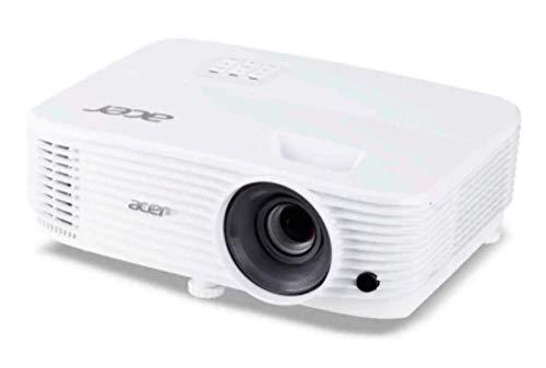 Acer P1355W DLP Beamer (WXGA (1.280 x 800 Pixel) 4.000 ANSI Lumen, 20.000:1 Kontrast, 3D, Keystone, 10 Watt Lautsprecher, HDMI (HDCP), HDMI (mit MHL und HDCP), Audio Anschluss) Business / Education