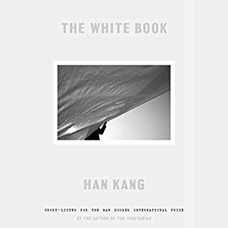The White Book audiobook cover art