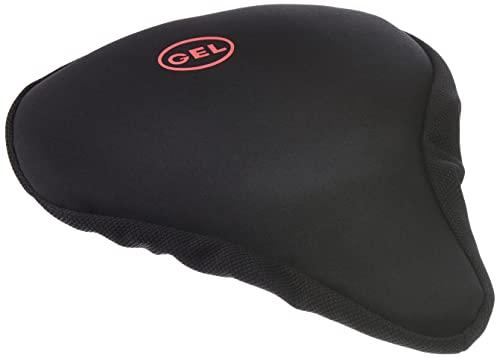 Messingschlager Standard - Funda de gel para asiento, color negro, 260 x 235 mm