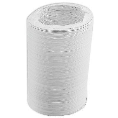 Haute qualité universel en PVC Tuyau d'évacuation pour sèche-linge 3 m X 102 mm Vnt5009