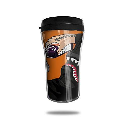 Jldoenh Udjgn Bape Becher Tasse Kleine Kaffeetasse 250 Ml Tragbare Tasse Umweltschutzbecher.